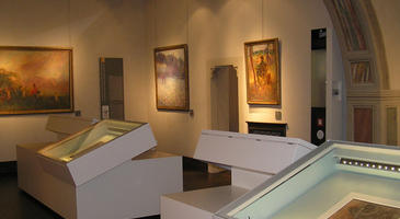 gallery_galleria giannoni_Broletto_Interno a